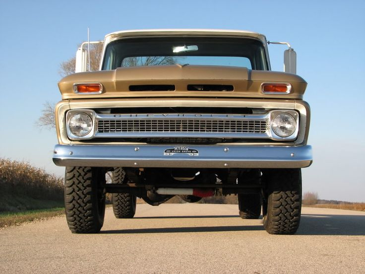 60-66 Chevy And GMC 4X4's Gone Wild - The 1947 - Present Chevrolet & GMC Truck Message Board Network