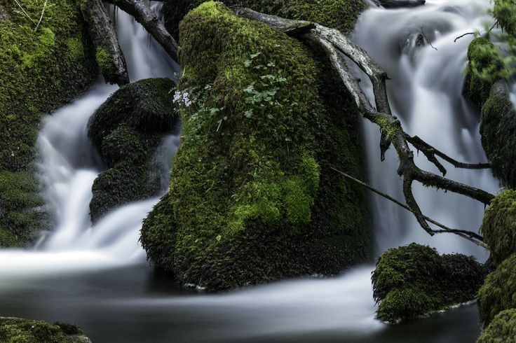 Silky waterfall by Eirik S on 500px