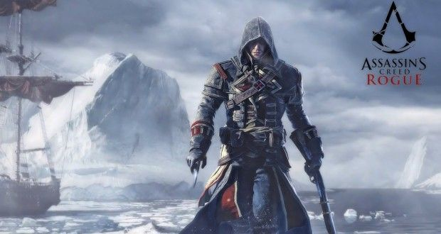 Assassin's Creed Rogue And Unity Are Out Now | PlayStation 4 UK