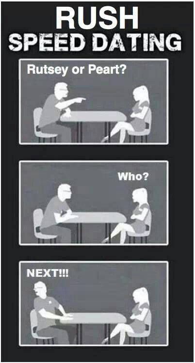 Speed dating lol