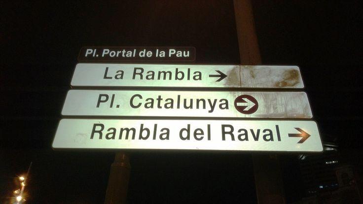 Rambla, BCN