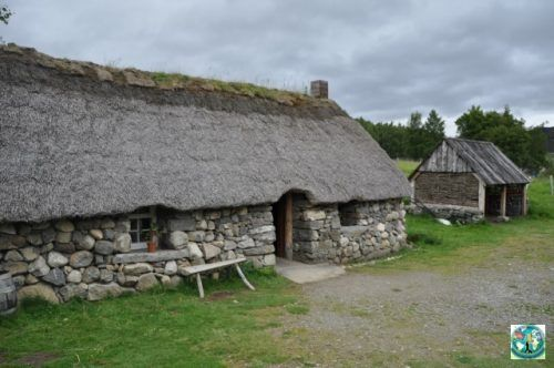 Ever wondered how a Scottish village museum looks like? We invite you to visit Highland Folk Museum in Newtonmore at the edge of Cairngorms National Park
