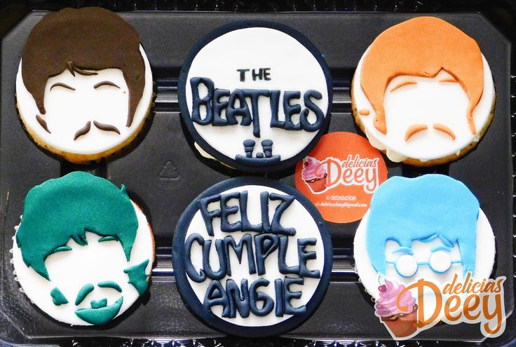 Cupcakes Tributo The Beatles