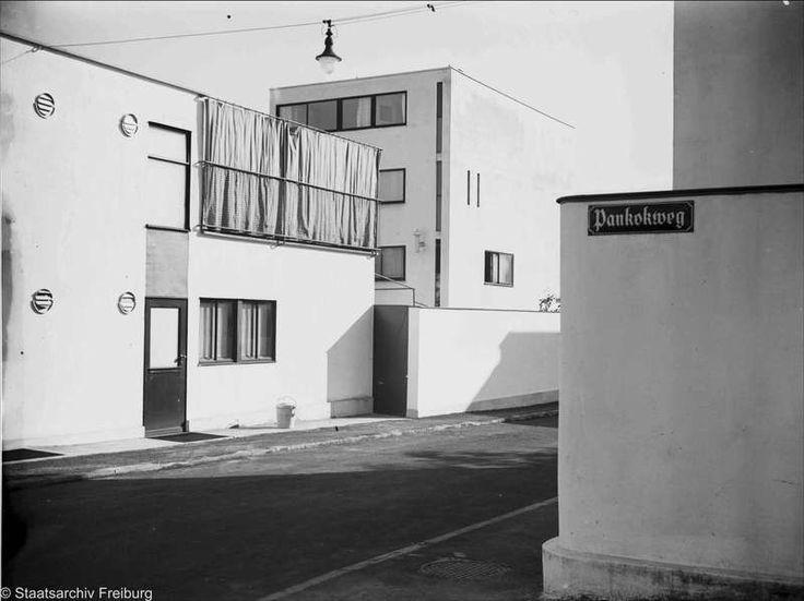 Weißenhofsiedlung: Pankokweg - Deutsche Digitale Bibliothek