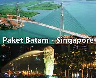 Do you want to travel to Batam-Singapore? We have a 4D3N Batam Singapore Package (Bayview Hotel Singapore + Harris Hotel Batam Centre) or 4D3N Batam Singapore Package (Albert Court Hotel Singapore + Harris Hotel Batam Centre). Free shopping Voucher Rp.50.000. Available until 30 Juni 2013. For more information and booking, visit www.ezytravel.co.id or contact us (021) 231 6306