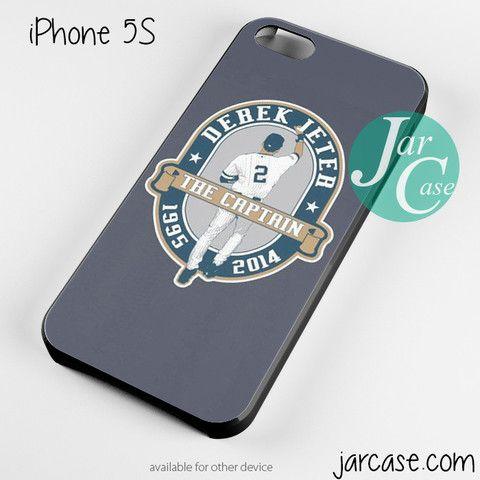 Derek Jeter The Captain Phone case for iPhone 4/4s/5/5c/5s/6/6 plus
