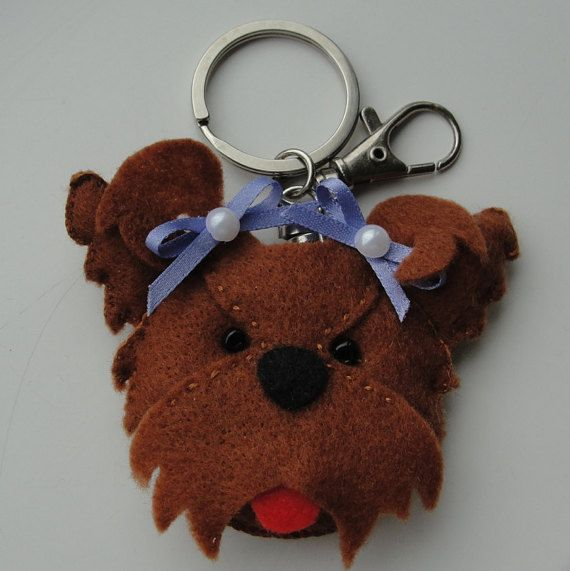 Personalized Key Ring by DMLcraft on Etsy