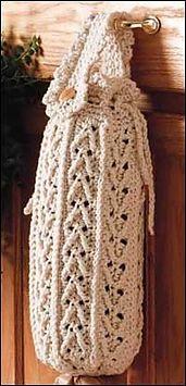 Ravelry: Plastic Bag Holder pattern by Bonnie Barker