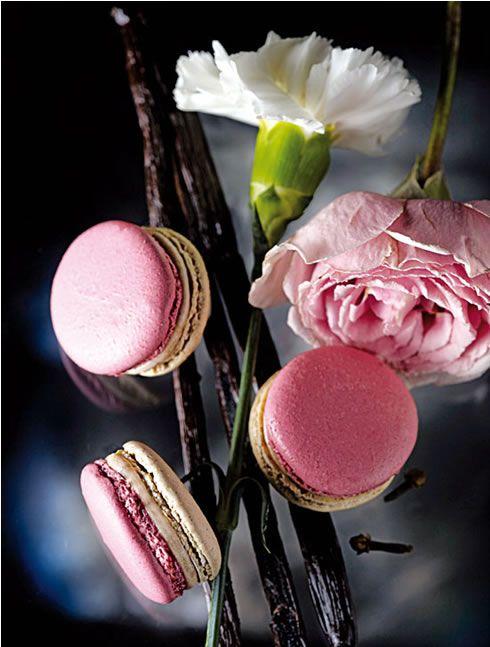 Pierre Hermé – Collection Ephémère #3 – JARDIN SECRET #macaron