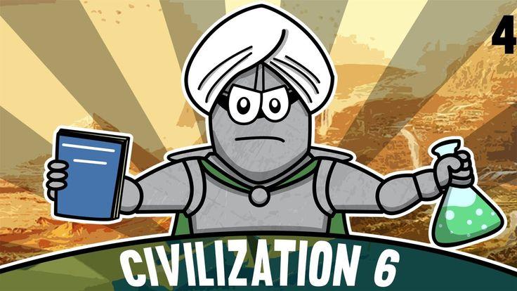 Civilization 6   Arabia   Episode 4 #CivilizationBeyondEarth #gaming #Civilization #games #world #steam #SidMeier #RTS