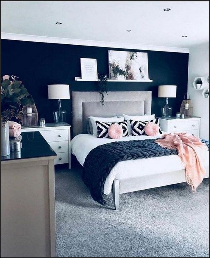 175 Small Bedroom Ideas For Your Home Page 5 Master Bedroom Colors Master Bedroom Color Schemes Bedroom Interior