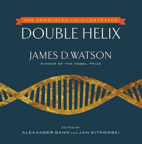 The Annotated and Illustrated Double Helix Ebook Download #ebook #pdf #download Author: James D. Wat…