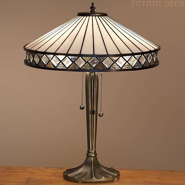 Lampe Tiffany Fargo Medium