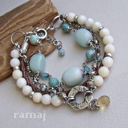 Ramaj - Handmade jewelry: On the Beach
