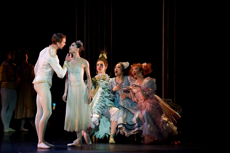 Cinderella performed by The Hong Kong Ballet