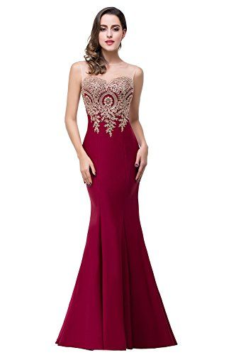 cdd43b265d New MisShow Lace Appliques Long Mermaid Formal Evening Dresses For Women  from the most popular stores. Sku xlhp76555pcgs88108