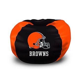 NFLR Cleveland Browns Bean Bag Chair