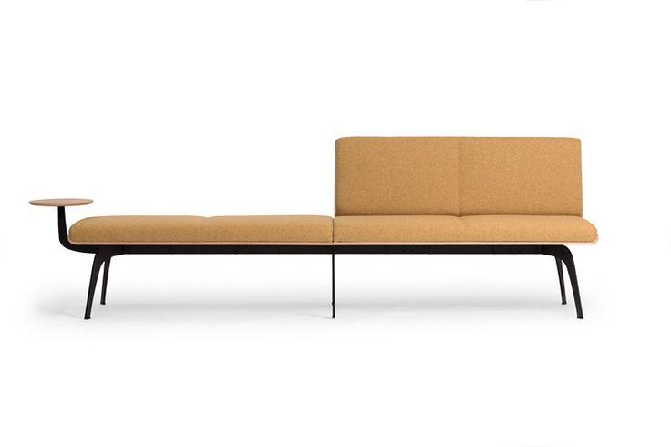 MILLEPIEDI Banco com encosto by True Design design PARISOTTO FORMENTON