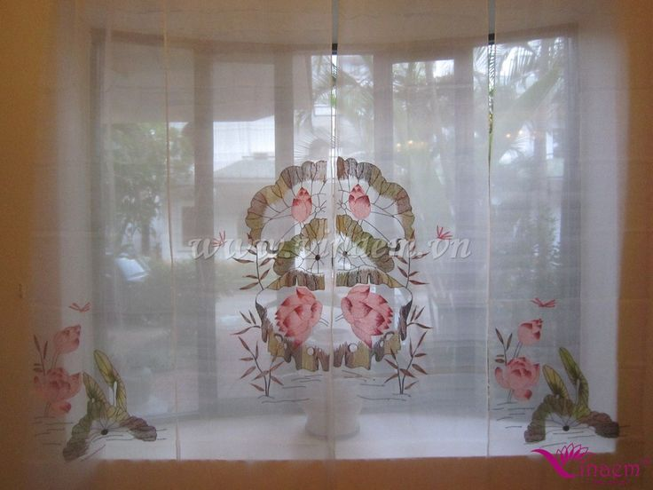 22 best embroidery curtain images on pinterest curtains vietnam vietnam hand embroidery curtain ccuart Gallery