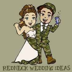Are you planning a redneck wedding? Do you need some unique and fun redneck wedding ideas?    This lens is devoted to helping brides and grooms...