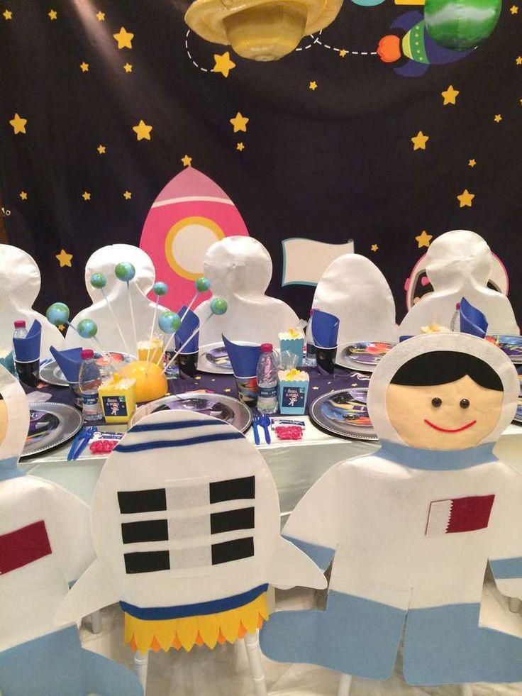spaceship astronaut party - photo #5