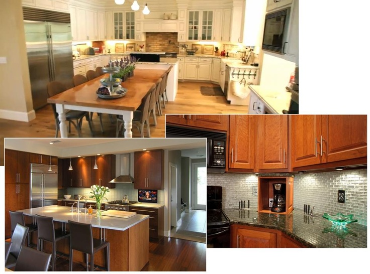 Just A Sampling Of Kitchen Based TV Lift Applications!
