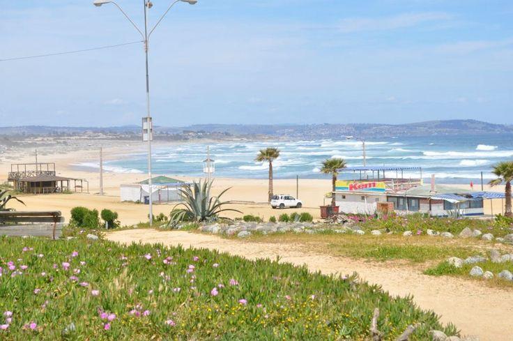 Playa El quisco, Chile