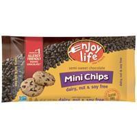 Enjoy Life Foods, Mini Chips, Semi-Sweet Chocolate, 10 oz (283 g) - iHerb.com