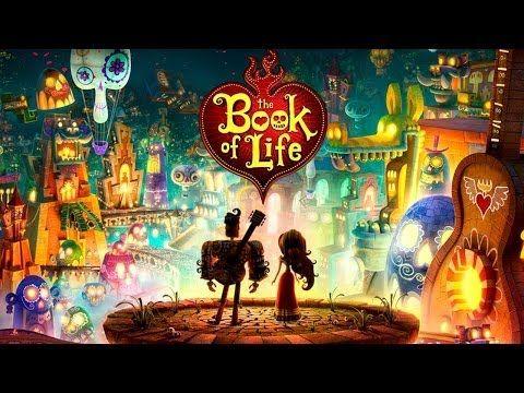THE BOOK OF LIFE Trailer (Guillermo Del Toro - 2014) - YouTube