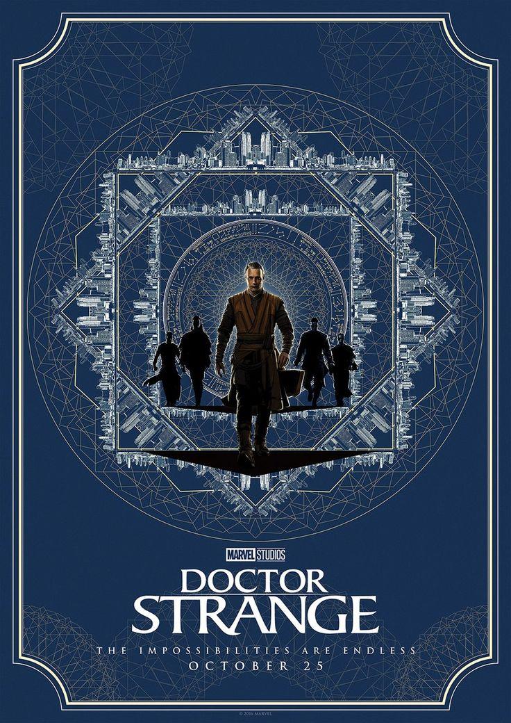 Doctor Strange || Kaecilius