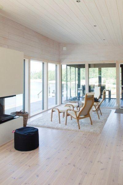 Modern Finnish #summerhouse :: Meidän Mökki