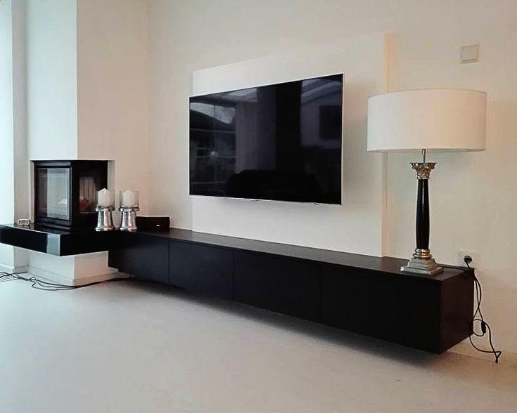 zwevend tv meubel - Google zoeken