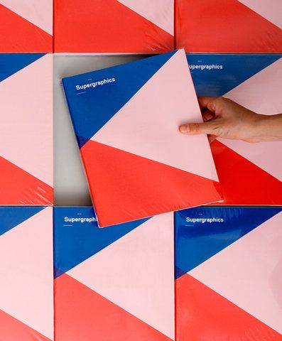 blue, pink,  red.: Graphic Design, Inspiration, Layout, Book Covers, Supergraphics Colors, Book Design