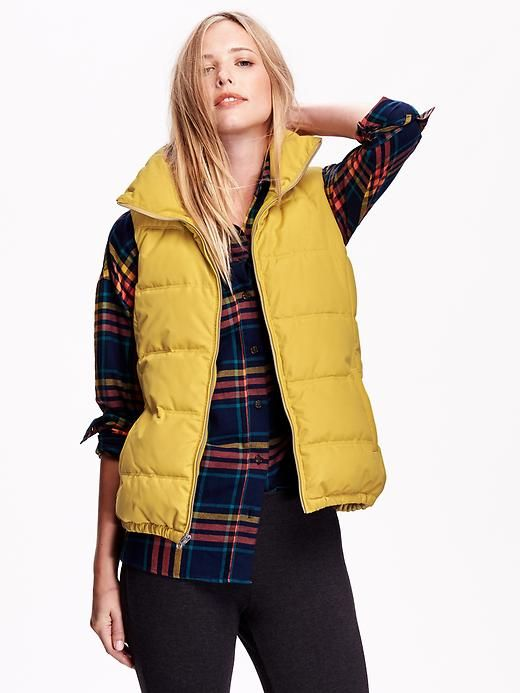 Old Navy Frost Free Fleece-Lined Vest