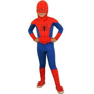 10-12 yaş Spiderman Çocuk Kostümü, ilginc dogum gunu hediyeleri, doğum günü kostümleri, örümcek adam kostümü