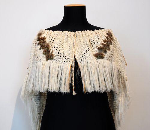 Erin Rauna Kura Gallery Maori Art Design New Zealand Aotearoa Weaving Muka Cloak Whai Matauranga Tanekaha Manuka Dye Pheasant Feathers