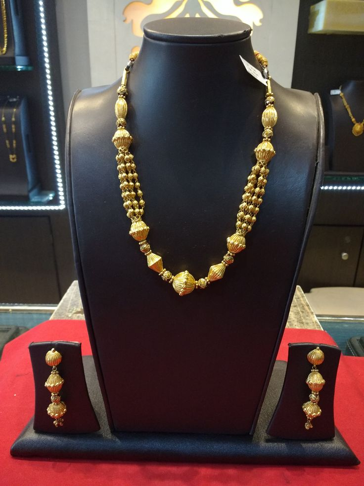 Londe Jewellers 2016 Collection  Exclusively Available at Showroom Weight - 55.540 gms Today's Gold Rate - 29,890/-  Model no - 10 Making Charges - 12%  Vat - 1.2% Total Amount - 1,83,125/- As of 17th May 2016  #nagpurjewellers #goldinyou #londejewellers