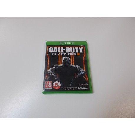 Call of Duty Black Ops III - GRA Xbox One - Opole 0460