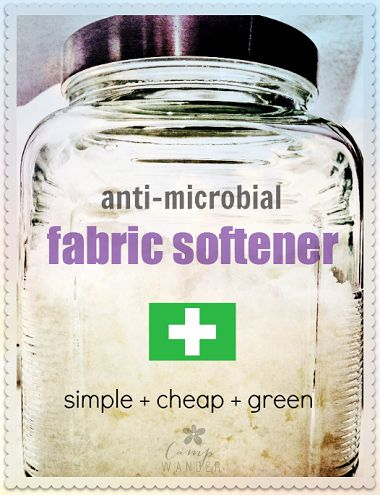 Recipe uses epsom salts and three essential oils; use to reduce illness, fungi, odors, etc. in laundry.
