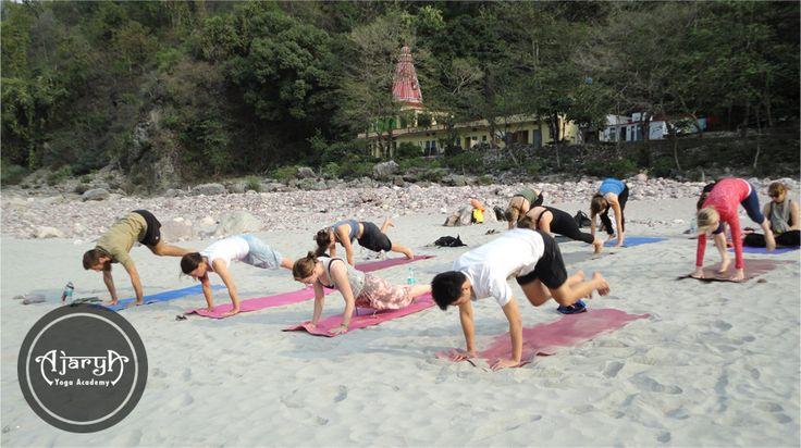 This March, establish yourself as Yoga Teacher in Rishikesh!!