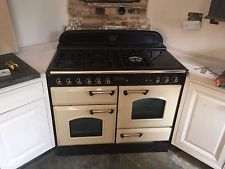 Rangemaster 110 110 cm Dual Fuel Kitchen Range