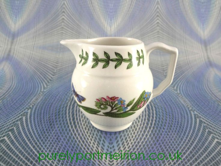 Portmeirion Botanic Garden Designs portmeirion mini staffordshire jug in botanic garden design bg113 Portmeirion Mini Staffordshire Jug In Botanic Garden Design Bg113
