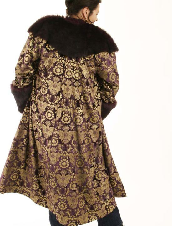 Plus Size Special Occasion Coat Silk Velvet Gold Stamped Purple  Made to Order  SHOP NOW: Unique jackets for women Sizes 14 - 36, mother of the bride, special occasion, artwear, elegant and unique women's clothing,xoPeg #PeggyLutzPlus #PlusSize #style #plussizestyle #plussizeclothing #plussizefashion #womenstyle #womanstyle #womanfashion #holidaysale #holidaystyle #fallstyle #fallfashion #fallformal  #couture #divastyle #style #fashion