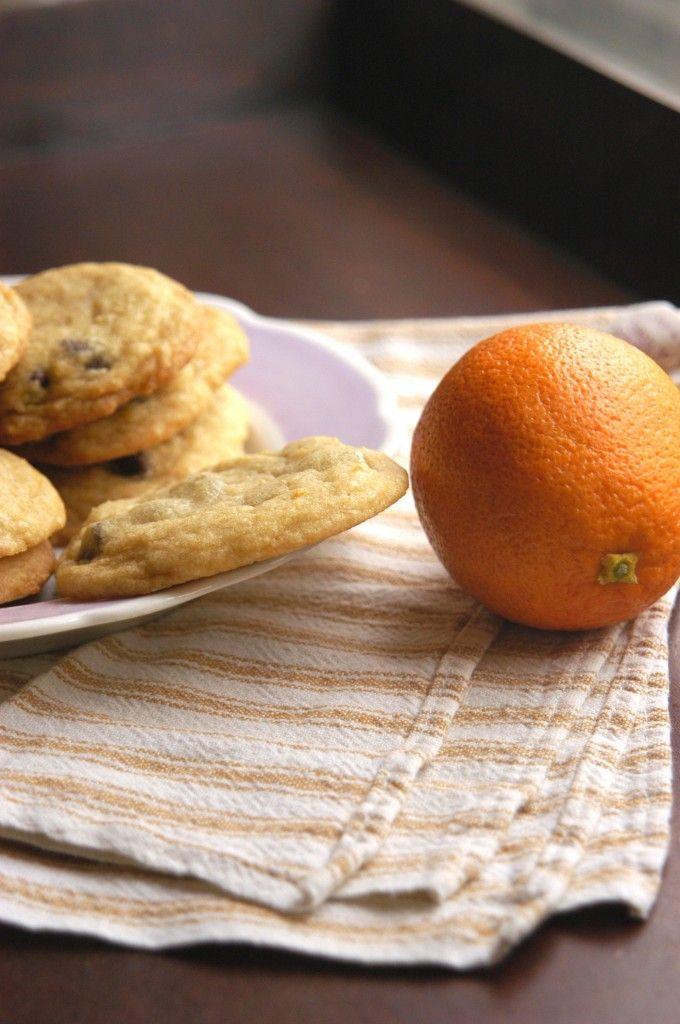 Blood Orange Chocolate Chip Cookies | Recipe | Blood Orange, Chocolate ...
