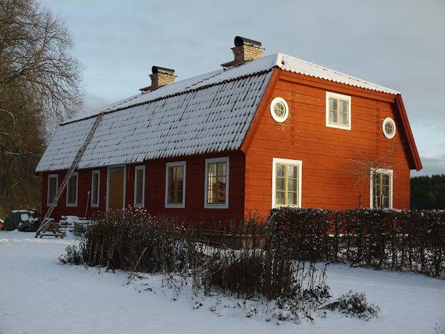 Monica på Mora i Sörmland