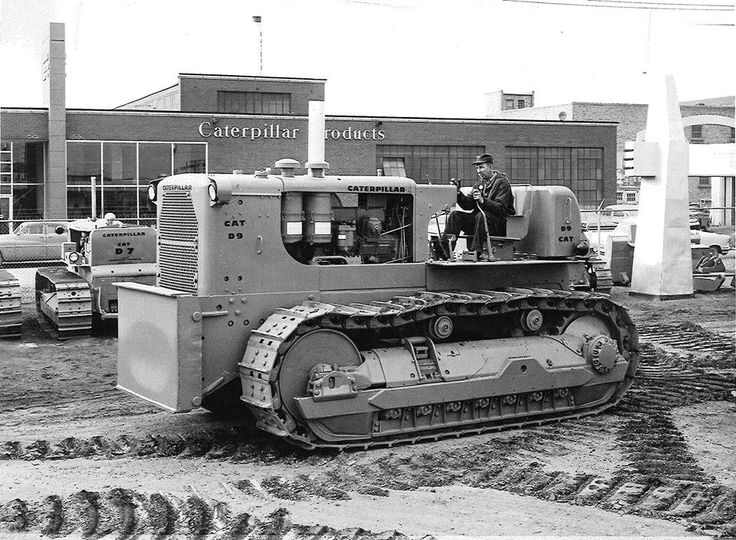 Old Antique Caterpillar Tractors : Best images about cat on pinterest alabama trucks
