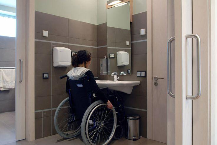 Diseno De Baño Para Discapacitados:de asistencia integral con la universidad politecnica de cataluna y la