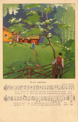 Martta Wendelinin kesä