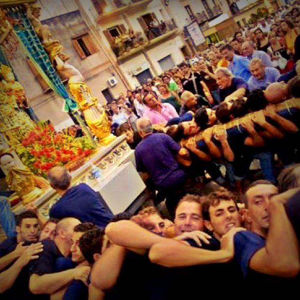 Festivity of Madonna del Soccorso at Sambuca #santipatroni #terredisicilia #tradizione #culturapopolare #terresicane #settesoli #sambuca #valledelbelice #sicily