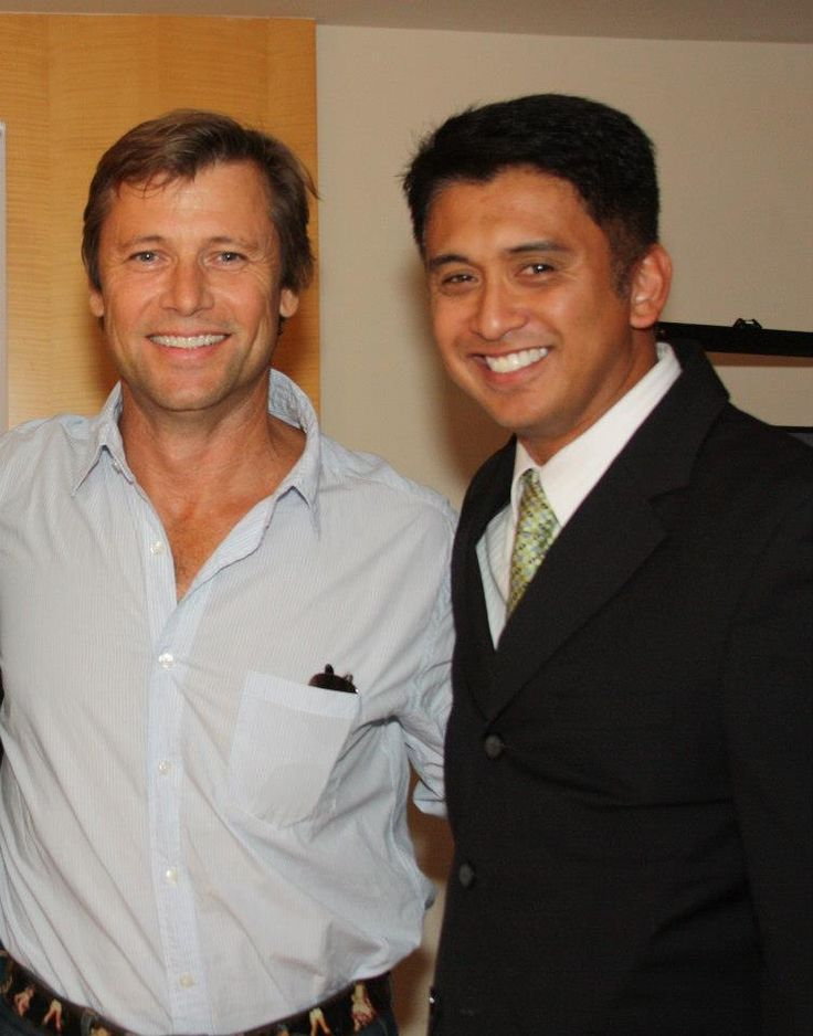 """Grant Show (""""Melrose Place,"""" """"Private Practice"""") with Rich Cabael"""